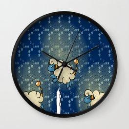 Counting Flaafy Wall Clock