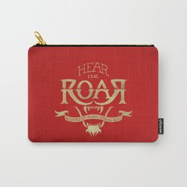 Game of Type Carry-All Pouch