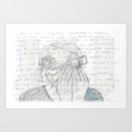 Untitled 333.2 Art Print