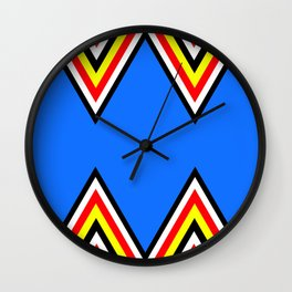 Frisky Business Wall Clock