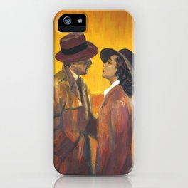 Casablanca film poster - The End iPhone Case