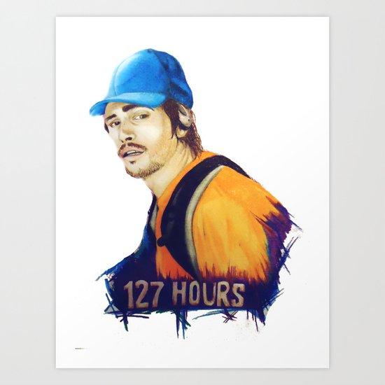 127 Art Print