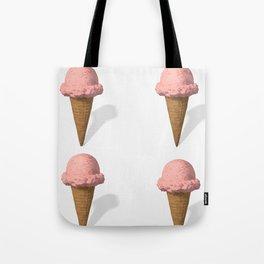 Ice Cream Pop Tote Bag