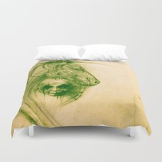 Natural Intelligence Duvet Cover