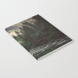 Pacific Northwest River - Nature Photography Notebook