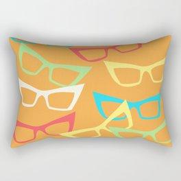 Becoming Spectacles Rectangular Pillow