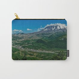 Landscape Mt. St. Helens in Summertime Carry-All Pouch