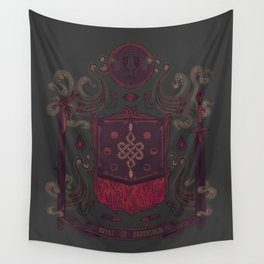 Born in Blood Wall Tapestry