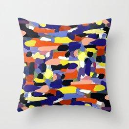 Luscious 413 Throw Pillow