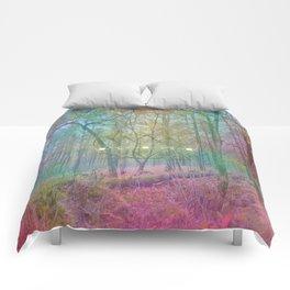 Magic of the Woods Comforters