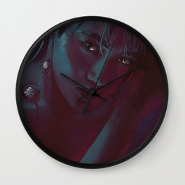 Suho diamond Wall Clock