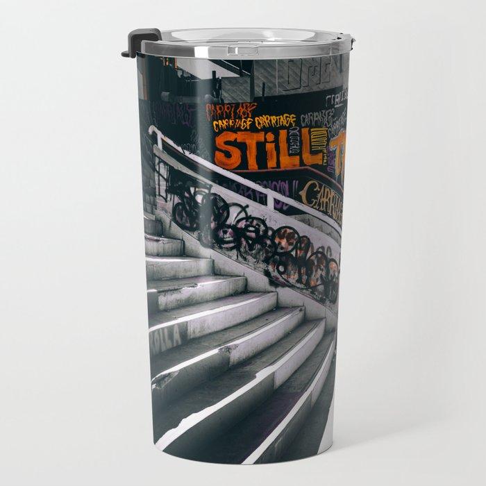 Graffiti II Travel Mug