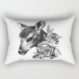 Fawn & Flora II Rectangular Pillow
