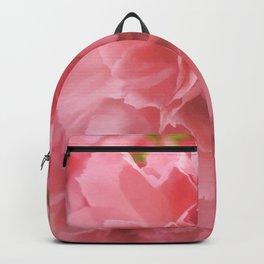 Pink Carnation Backpack