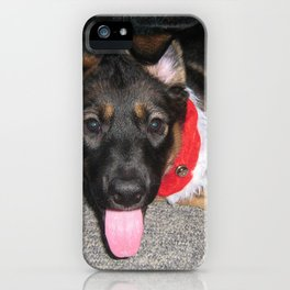 Koda floppy ears iPhone Case