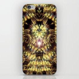 DMT Shaman Visions iPhone Skin