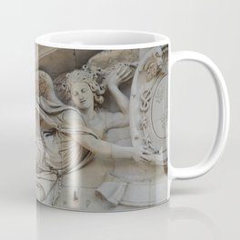 Sensual angel of Val de Grace Church in Paris Coffee Mug