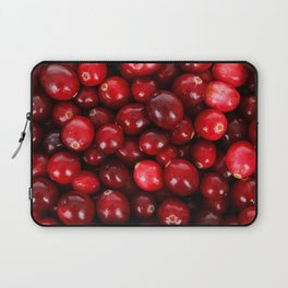 Cranberry pattern Laptop Sleeve