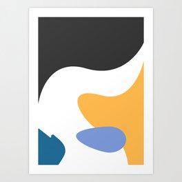 Yelb Art Print