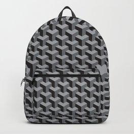 geometric b.w_01.op Backpack