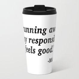 Michael Scott The Office Quote Travel Mug