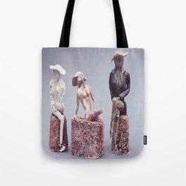Disintegrating Ideal Tote Bag