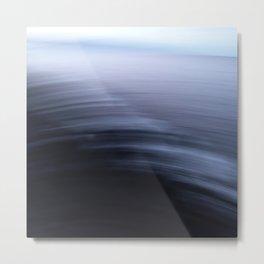 The Wave 2 Metal Print