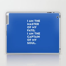 Invictus Laptop & iPad Skin