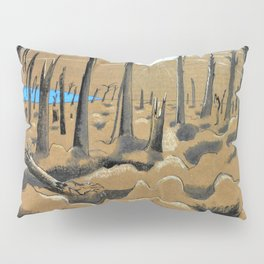Sunrise, Inverness Copse - Digital Remastered Edition Pillow Sham