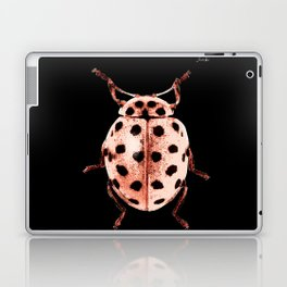 Insecte rose et noir colors fashion Jacob's Paris Laptop & iPad Skin