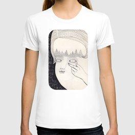 Lente de contacto T-shirt