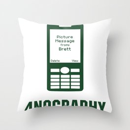 4NOGRAPHY Throw Pillow