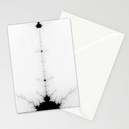 detail on mandelbrot set Stationery Cards