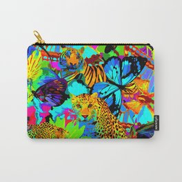 Pop Art Nature Carry-All Pouch
