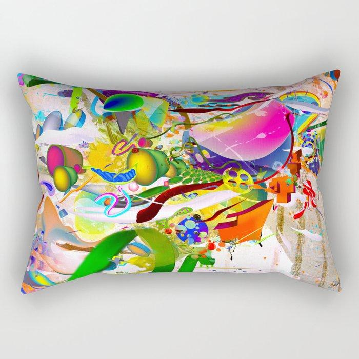 Inner Dawn Rectangular Pillow