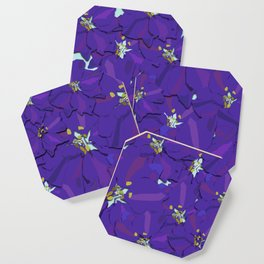 Larkspur Love Coaster