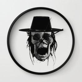 EL CHARRO NEGRO Wall Clock