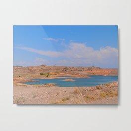 Lake Mead Metal Print