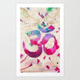 OM Art Print