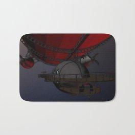 Airship Pioneers Bath Mat
