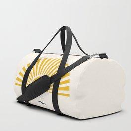 Minimalistic Summer I Duffle Bag