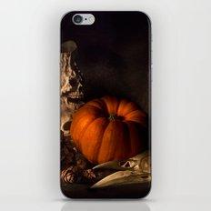 Halloween Still Life iPhone & iPod Skin