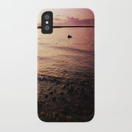 Red Skies iPhone Case