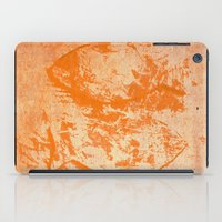 pisces iPad Cases featuring Pisces by Fernando Vieira