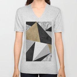 Triangles Are Never Boring Unisex V-Neck
