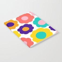 Flowers Pop Notebook