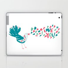 Birdy Song Laptop & iPad Skin
