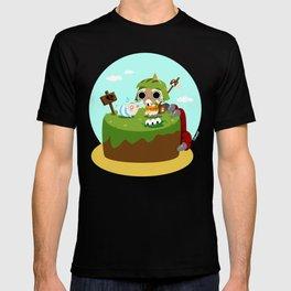 Monster Hunter - Felyne and Poogie T-shirt