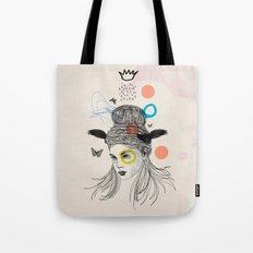 Fool in the Rain Tote Bag