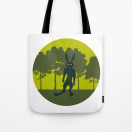 Pooka: Rabbit Tote Bag